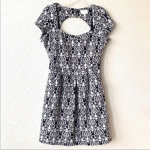 Deletta | Anthropologie Caledonia Cutout Dress